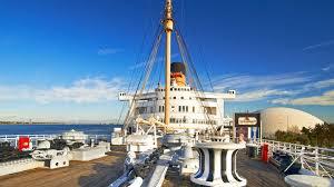 the queen mary sea walk village los angeles tickets schedule