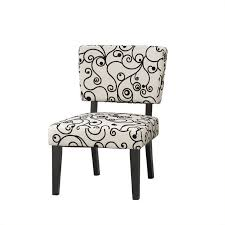 Accent Chairs Black And White Awesome Black And White Accent Chairs For Interior Designing Home