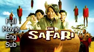 film comedy seru full thai movie the safari english subtitle thai comedy youtube