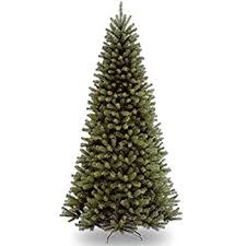 national tree 9 foot valley spruce tree hinged