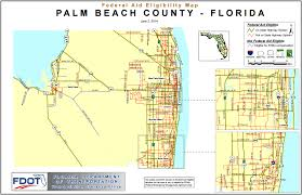 Boca Raton Map Lrtp Resources Palm Beach Mpo