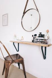 Small Desk Solutions Small Space Dressing Table And Station Ideas Small Spaces