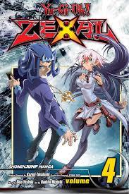 yu gi oh zexal vol 4 book by shin yoshida naohito miyoshi