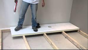 Basement Floor Insulation Foam Board Insulation Basement Floor Basement