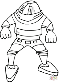 fighting robot coloring free printable coloring pages
