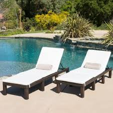 Aluminum Chaise Lounge Outdoor Lounge Chairs