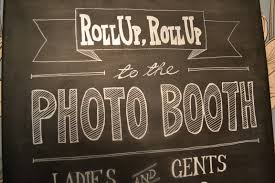 Photo Booth Sign Wedding Photobooth Sign Dreamalittlehandmade