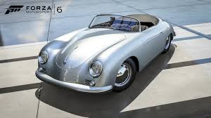 porsche 356 wallpaper porsche 356a speedster coming to forza horizon 3 as forzathon