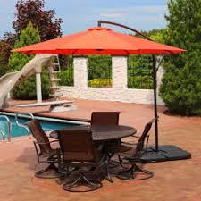Large Cantilever Patio Umbrella Offset Cantilever Patio Umbrella