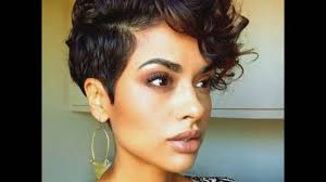 short sides and curl top hairstyles cute and curly short hair with big top and short sides youtube