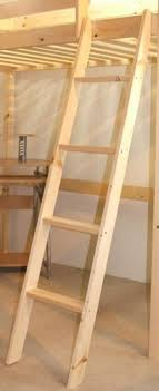 Bunk Bed Ladders Only His Design Reference - Metal bunk bed ladder
