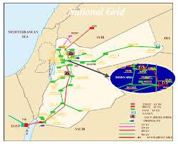 Gulf Of Aqaba Map Jordan 2011