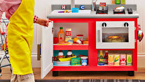 play kitchen ideas kid s play kitchen