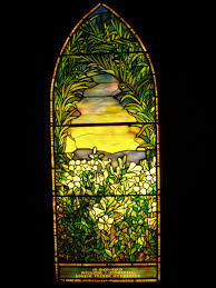 Louis Comfort Tiffany Stained Glass Tree Of Life Louis Comfort Tiffany Stained Glass Pinterest