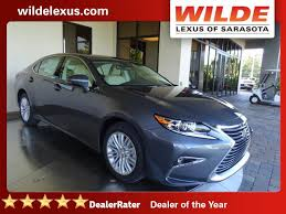 lexus of sarasota 2017 lexus es es 350 fwd 4dr car in sarasota l171513 wilde
