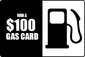 give to get gas 2 day only promotion for a 100 gas card