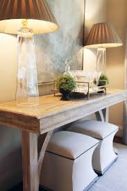 Contemporary Entryway Table Best Ottoman Console Ideas Images Picture Excellent Glass