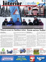 Smithers Interior News Obits Smithers Interior News March 16 2016 By Black Press Issuu