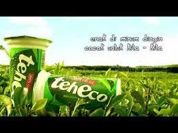 Teh Eco teh eco kebun