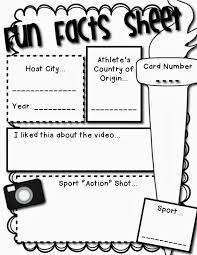 olympic qr code fun today in second grade