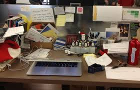 Einstein Cluttered Desk Busy Building Things Blog