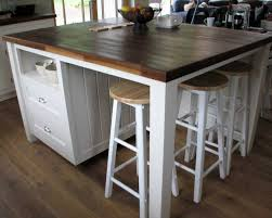 free standing kitchen island with seating pretty close to what