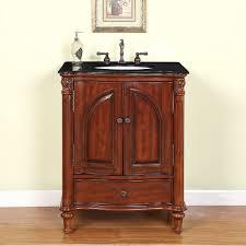 Cherry Bathroom Vanity Cabinets 30