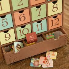 if i had to do it all over u2013 advent calendars for next year on