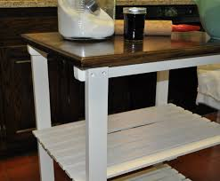 used kitchen island table used as kitchen island small kitchen island table by