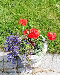 plant a garden flower pot my favorite combo the graphics fairy