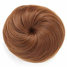 donut hair bun onedor synthetic hair bun extension donut chignon
