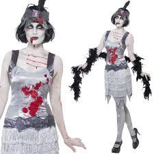halloween zombie fancy dress mens ladies womens zombies walking