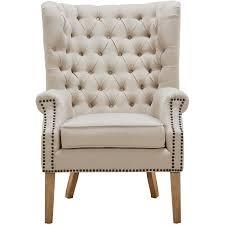 Linen Wingback Chair Design Ideas Linen Wingback Chair Design Desk Ideas Www Buyanessaycheap