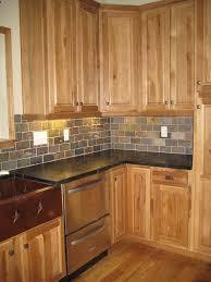 slate kitchen backsplash best 25 slate backsplash ideas on kitchen