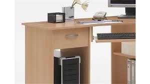 Pc Tisch Felix 1 Eck Schreibtisch Pc Tisch In Buche