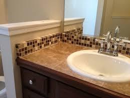 bathroom countertop tile ideas lovable tile bathroom countertops tile countertop and backsplash