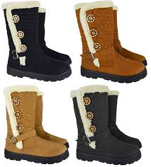 mens quilted winter boots mount mercy university
