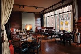 Dining Room At The Modern The Private Dining Room At Catalyst Restaurant Located In The With