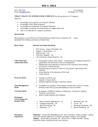 cover letter example for resume autocad operator sample resume pediatric endocrinology nurse computer operator resume samples visualcv resume samples database computer operator resume format it resume cover letter sample 2 resume format for computer