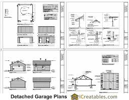 detached garage floor plans 18 best detached garage plans ideas remodel and photos