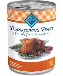 blue buffalo thanksgiving feast can food 12 5 oz 2 45 pet
