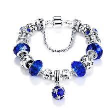 bracelet women images Women glass charm bracelet startworldshop jpg