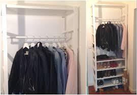 ratgeber wohnen und dekorieren kleiderstange an elvarli mittig