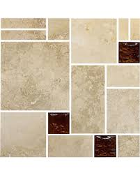 kitchen backsplash travertine deal alert travertine brown glass mosaic kitchen backsplash tile