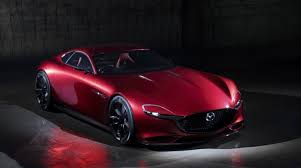 who is mazda made by mazda rx vision rotary sports car concept inside mazda