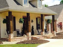 house plans with porches on front and back 154 best acadian style house plans images on pinterest
