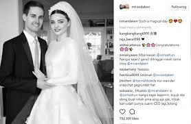 wedding dress miranda kerr miranda kerr finally revealed wedding dress and it s