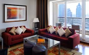 3 Bedrooms Apartments Grosvenor House Dubai 3 Bedroom Furnished Serviced Apartments