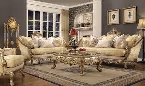 Gold Sofa Living Room Dallas Designer Furniture Versailles Formal Living Room Set In