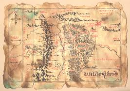 Map Middle Earth The Hobbit Map Of Middle Earth 13 Maps Update 23281859 Tolkien War